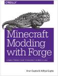 gupta minecraft mod book cover